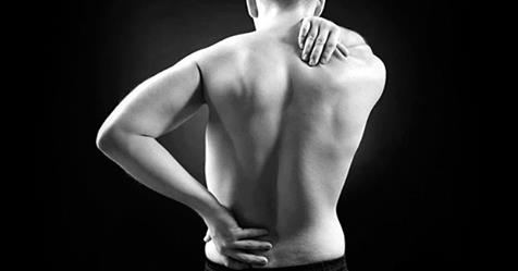 Mid Back - Myofascial Pain Syndrome (muscle pain)
